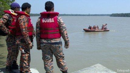 Возле берегов Малайзии затонуло судно, перевозившее мигрантов