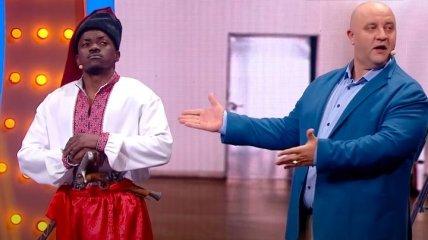 """""""Тарас-папуас"""" и сын его гей: вокруг студии """"Дизель шоу"""" разгорается нешуточный скандал за шутки о темнокожих (видео)"""