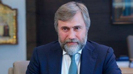Новинский внесет залог за экс-министра здравоохранения Богатыреву