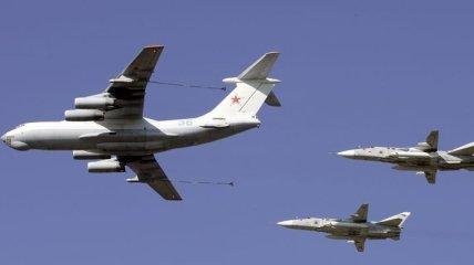 Россия закупит новые летающие танкеры