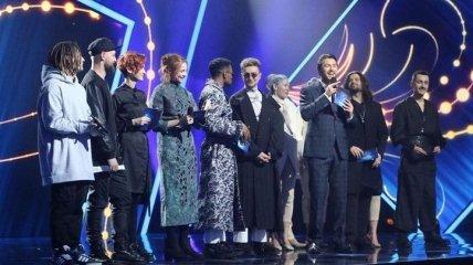 Нацотбор на Евровидение 2020: порядок выступлений участников в финале (Видео)