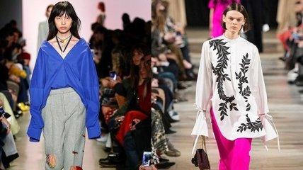 Мода 2018-2019: какие блузки будут в тренде этой зимой (Фото)
