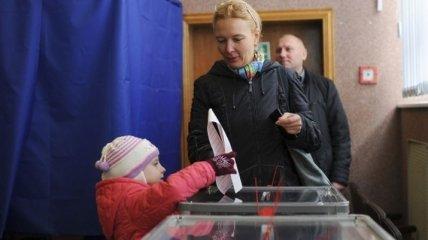 В мэрии сообщили, сколько киевлян проголосовали