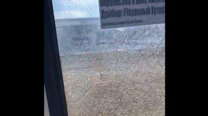 В Одессе обстреляли маршрутку с пассажирами: видео после первых минут ЧП