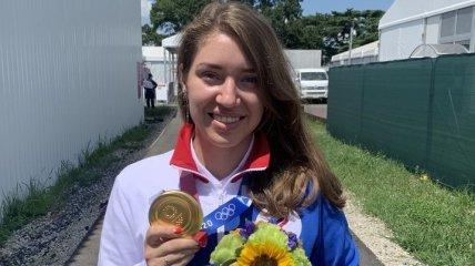 Россиянка Бацарашкина стала двукратной олимпийской чемпионкой Токио