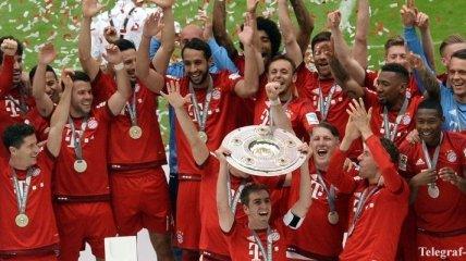 Бундеслига: кто попал в еврокубки, а кто покинул чемпионат
