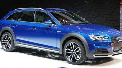 Audi представила новый A4 Allroad Quattro