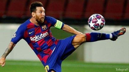 "Барселона ""разбила"" Наполи на пути к 1/4 финала Лиги чемпионов"
