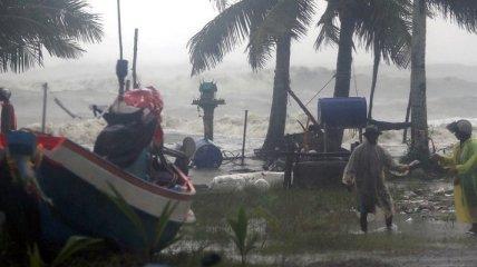 Таиланд ожидает ураган Пабук: объявлена наивысшая готовность