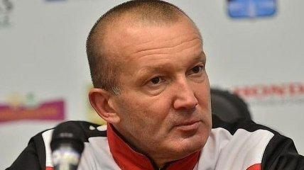 """Григорчук покидает """"Габалу"""""""