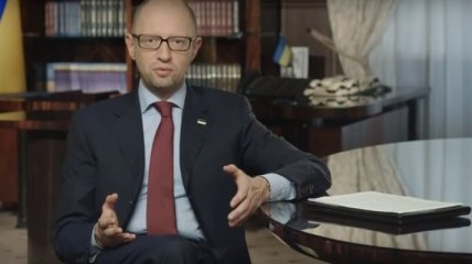 Яценюк спрогнозировал рост украинской экономики в 2016 году