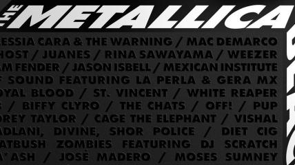 Metallica - Обложка переизданного альбома Black Album