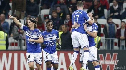 Корсиканский клуб усилил меры безопасности после матча Лиги 1
