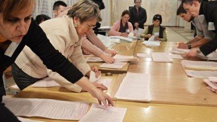 ЦИК начала публиковать первые результаты местных выборов