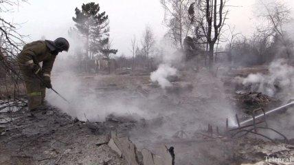 Площадь пожаров в Бурятии достигла почти 32 тысяч гектаров