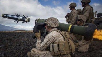 СМИ: Пентагон решил передать Украине летальное оружие Javelin