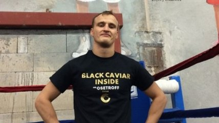 Евгений Градович - лучший боксер по версии IBF