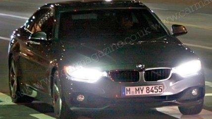 Новый BMW 4-ой серии в серийной версии