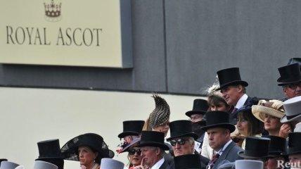 """""""Royal Ascot"""" - праздник скачек и удивительных шляпок (Фото)"""