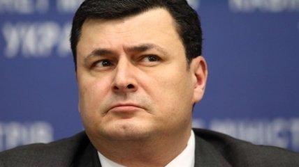Яценюк поручил провести служебное расследование работы Квиташвили