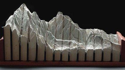 Фантастические произведения искусства из книг канадского художника (Фото)