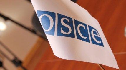 ОБСЕ приветствует договоренность об отводе вооружений на Донбассе