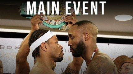 Портер защитил титул WBC в близком бою с Угасом (Видео)