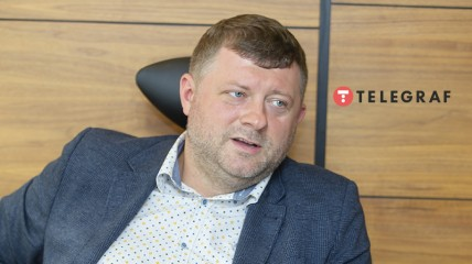 "Глава партии ""Слуга народа"" Александр Корниенко"