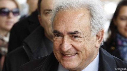 Французская прокуратура закрыла дело против Стросс-Кана