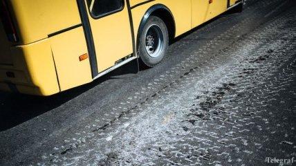 Штаб АТО: Автобусное сообщение в Донецкой области не прекращали