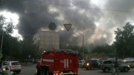 В Самаре эвакуированы 5 тысяч человек из-за взрывов снарядов (Видео)