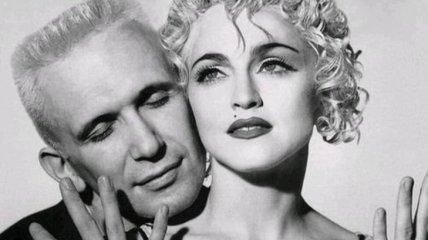 """""""Ты единственный в своем роде"""": Мадонна обратилась к Жану-Полю Готье в Instagram (Фото)"""