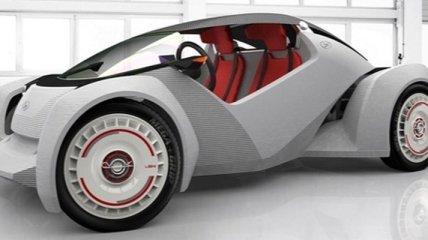 Local Motors испытает напечатанные на 3D-принтере самоходные авто