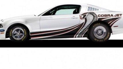 Новый гоночный Ford Mustang