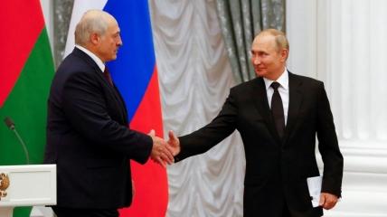 Александр Лукашенко и Владимир Путин встретились в Москве 9 сентября