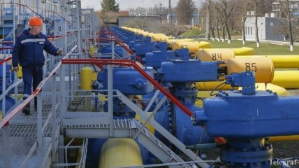 В ПХГ Украины с начала года закачано более 2 млрд кубм газа