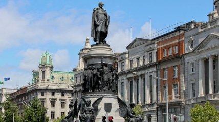 Дублин - город сильных и смелых духом людей (Фото)