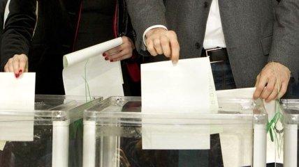 Избирательные участки на Волыни открылись вовремя