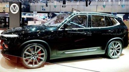 Женевский автосалон 2019: Вьетнамский VinFast представил Lux V8