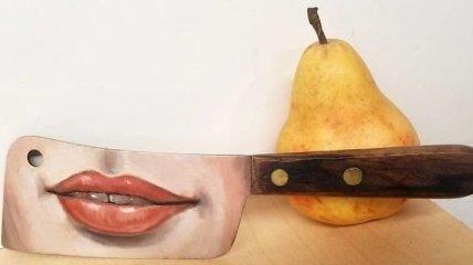 Ненужные вещи стали настоящим произведением искусства (Фото)