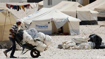 Число сирийских беженцев может превысить 2,5 млн человек
