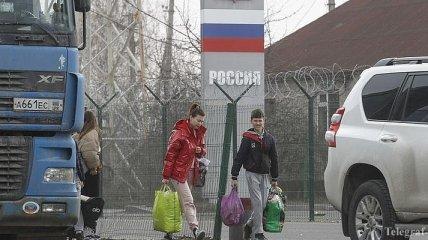 Украина открывает границу с Россией и Беларусью
