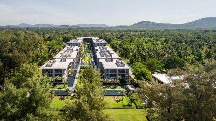 Роскошный жилой комплекс в Тайланде (Фото)