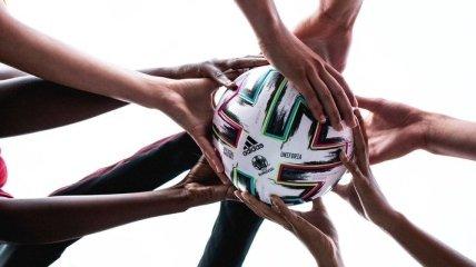 Ярко и со смыслом: представлен официальный мяч Евро-2020