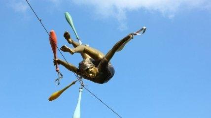 Самые необыкновенные скульптуры в мире (Фото)