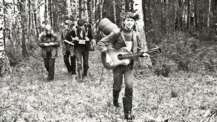 Школьники 70-х на отдыхе (Фотогалерея)