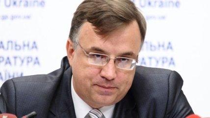Луценко попросил своих замов написать заявления на увольнение