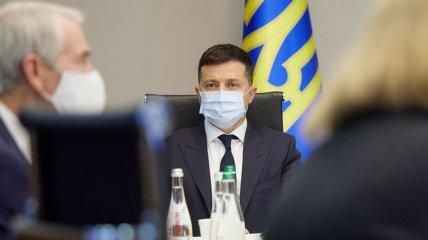 Зеленський з другої спроби підписав закон про відновлення роботи ВККС