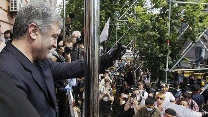 Дело Порошенко: суд в третий раз начал избирать меру пресечения экс-президенту