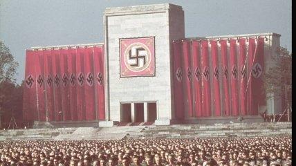 Интересные и очень редкие снимки Третьего Рейха
